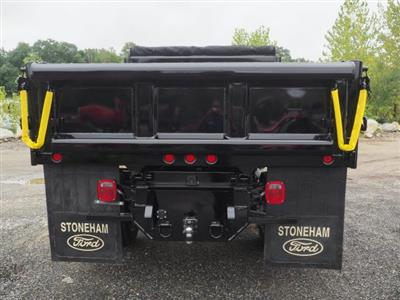 2018 F-450 Regular Cab DRW 4x4,  Duraclass Dump Body #181292 - photo 2
