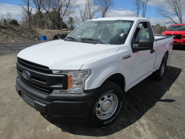 2018 F-150 Regular Cab 4x4,  Pickup #181336 - photo 3