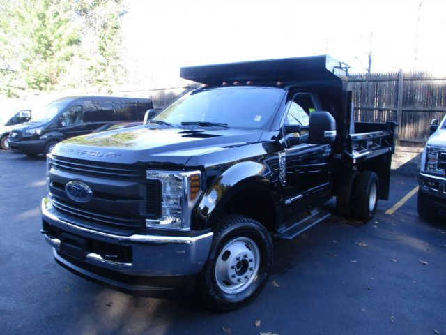 2018 F-350 Regular Cab DRW 4x4,  Dump Body #181339 - photo 3