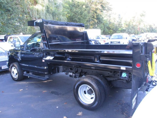 2018 F-350 Regular Cab DRW 4x4,  Dump Body #181339 - photo 4