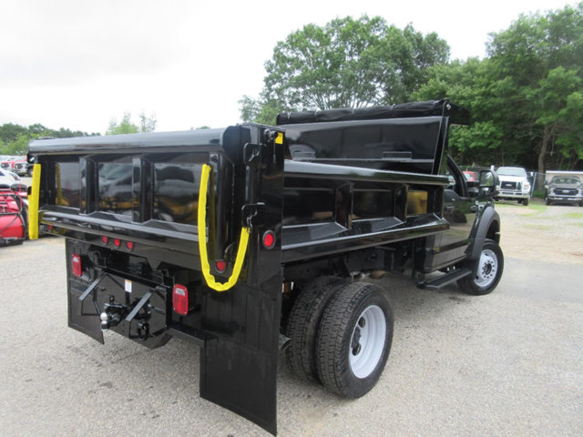 2018 F-550 Regular Cab DRW 4x4,  Duraclass Dump Body #181470 - photo 2