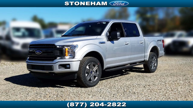 2018 F-150 Crew Cab 4x4 Pickup #18175 - photo 1