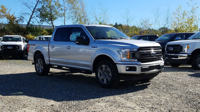 2018 F-150 Crew Cab 4x4 Pickup #18175 - photo 3