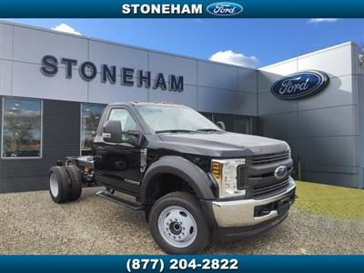 2018 F-450 Regular Cab DRW 4x4,  Cab Chassis #181789 - photo 1