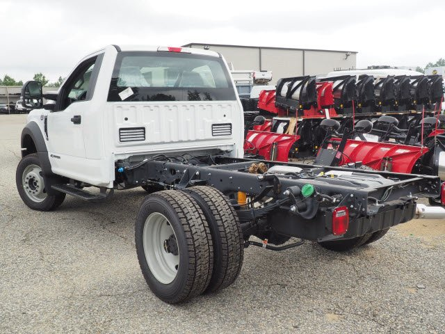 2018 F-450 Regular Cab DRW 4x4,  Cab Chassis #181860 - photo 7