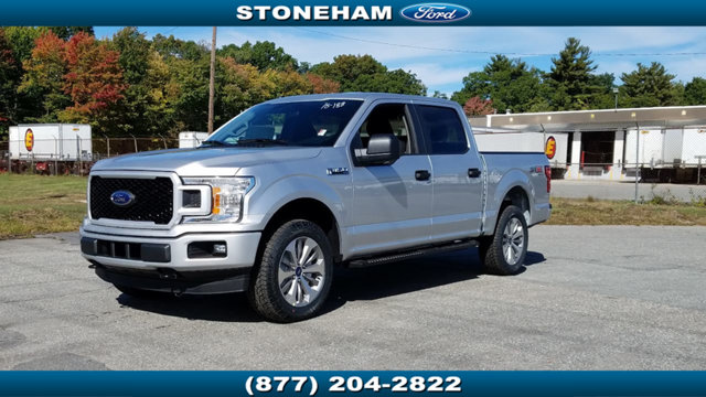 2018 F-150 Crew Cab 4x4 Pickup #18188 - photo 1