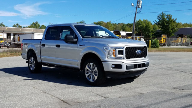 2018 F-150 Crew Cab 4x4 Pickup #18188 - photo 3