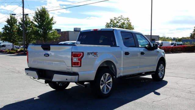 2018 F-150 Crew Cab 4x4 Pickup #18188 - photo 4