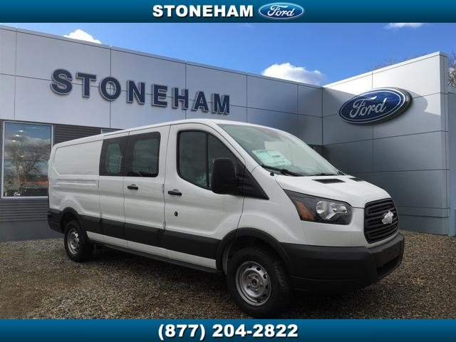 2018 Transit 250 Low Roof 4x2,  Empty Cargo Van #18193 - photo 1