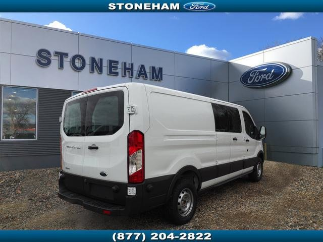2018 Transit 250 Low Roof 4x2,  Empty Cargo Van #18193 - photo 2