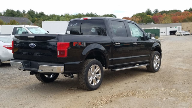 2018 F-150 Crew Cab 4x4 Pickup #18205 - photo 4