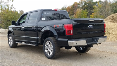 2018 F-150 Crew Cab 4x4 Pickup #18205 - photo 2