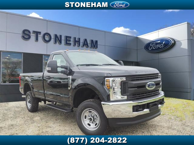 2018 F-350 Regular Cab 4x4,  Pickup #182659 - photo 1