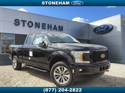 2018 F-150 Super Cab 4x4,  Pickup #183185 - photo 1