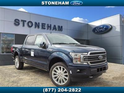 2018 F-150 SuperCrew Cab 4x4,  Pickup #183311 - photo 1
