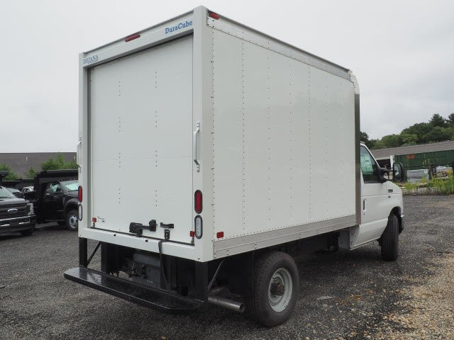 2018 E-350 4x2,  Dejana Truck & Utility Equipment Cutaway Van #183369 - photo 2
