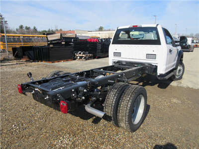 2018 F-550 Regular Cab DRW 4x4,  Cab Chassis #18652 - photo 2