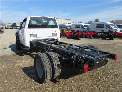 2018 F-550 Regular Cab DRW 4x4,  Cab Chassis #18652 - photo 4