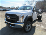 2018 F-550 Regular Cab DRW 4x4,  Cab Chassis #18652 - photo 3