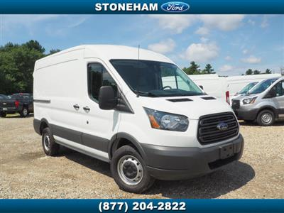 2018 Transit 250 Med Roof 4x2,  Empty Cargo Van #18762 - photo 1