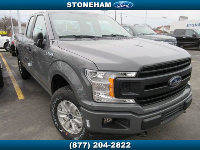2018 F-150 Super Cab 4x4, Pickup #18783 - photo 1