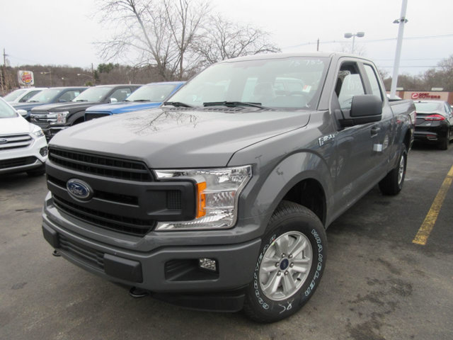 2018 F-150 Super Cab 4x4, Pickup #18783 - photo 3