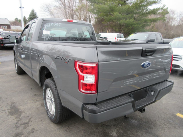 2018 F-150 Super Cab 4x4, Pickup #18783 - photo 4
