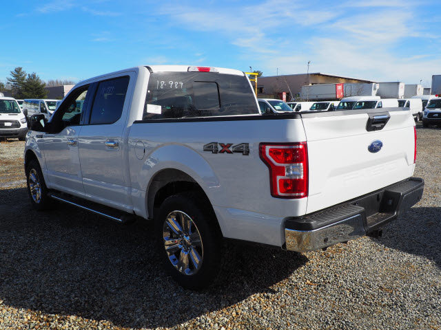 2018 F-150 SuperCrew Cab 4x4, Pickup #18989 - photo 4