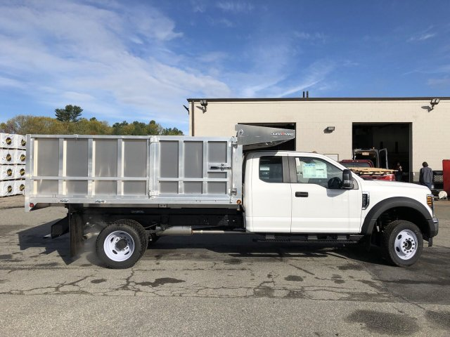 2019 F-450 Super Cab DRW 4x4,  Cab Chassis #19038 - photo 3