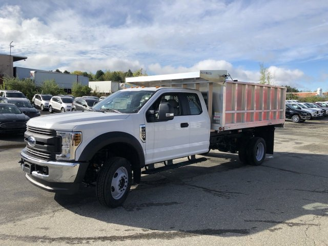 2019 F-450 Super Cab DRW 4x4,  Cab Chassis #19038 - photo 6
