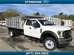 2019 F-450 Super Cab DRW 4x4,  Cab Chassis #19038 - photo 1