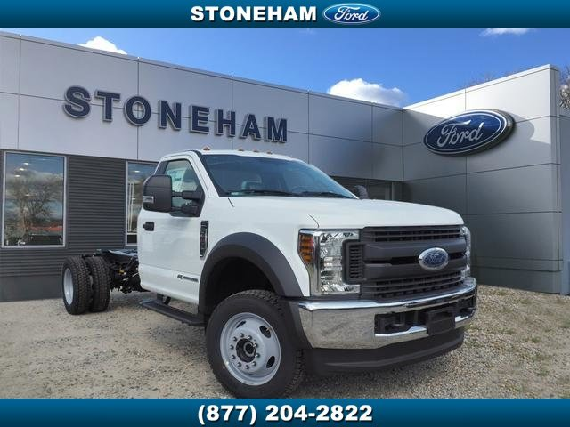 2019 F-550 Regular Cab DRW 4x4,  Cab Chassis #19059 - photo 1