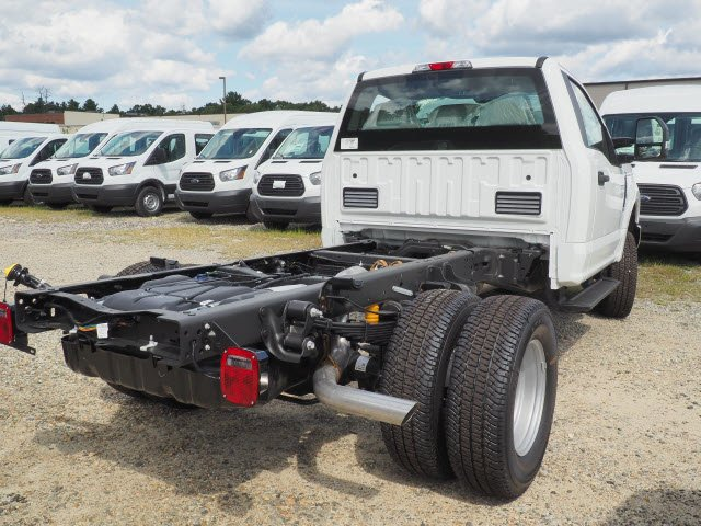 2019 F-350 Regular Cab DRW 4x4,  Cab Chassis #19062 - photo 2