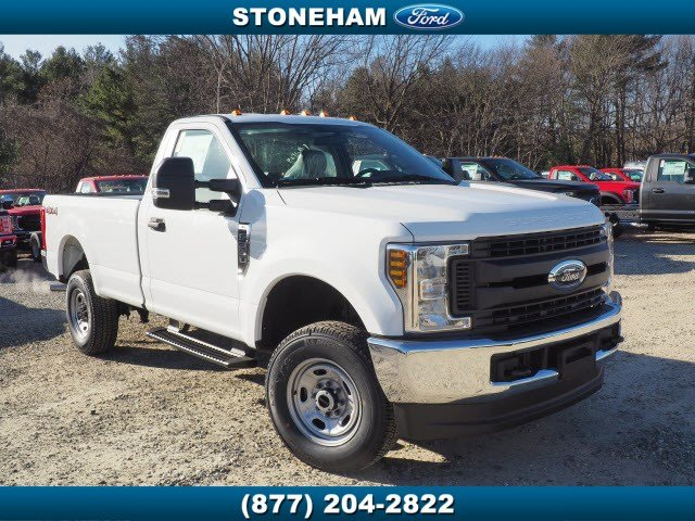 2019 F-350 Regular Cab 4x4,  Pickup #191124 - photo 1