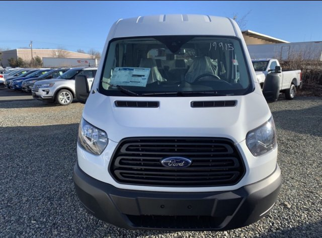 2019 Transit 350 Med Roof 4x2,  Passenger Wagon #191211 - photo 3