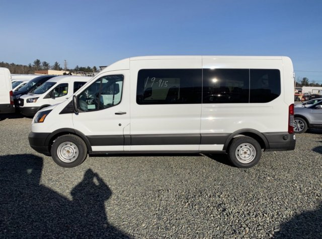 2019 Transit 350 Med Roof 4x2,  Passenger Wagon #191211 - photo 4
