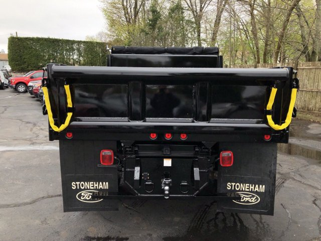 2019 F-450 Regular Cab DRW 4x4,  Cab Chassis #19126 - photo 4
