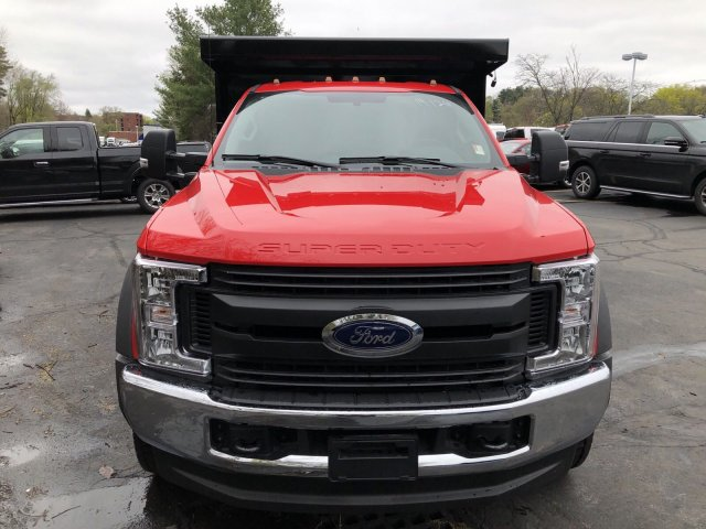 2019 F-450 Regular Cab DRW 4x4,  Cab Chassis #19126 - photo 2