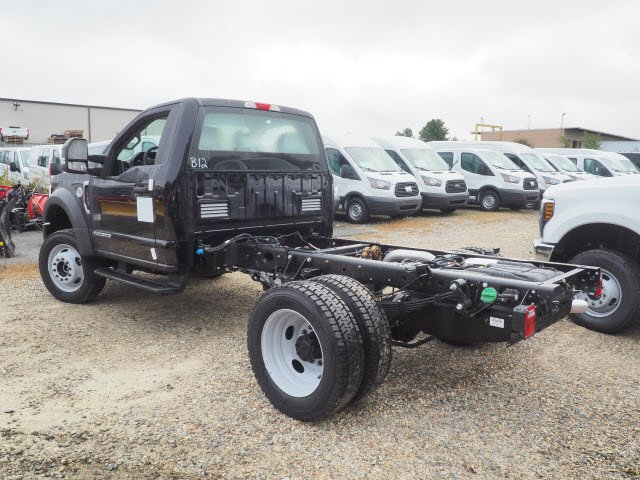 2019 F-550 Regular Cab DRW 4x4,  Cab Chassis #19176 - photo 6