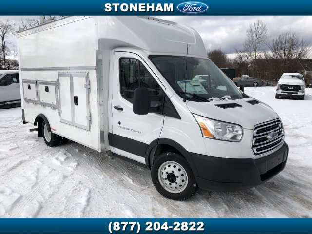 2019 Ford Transit 350 HD DRW 4x2, Rockport Service Utility Van #194345 - photo 1