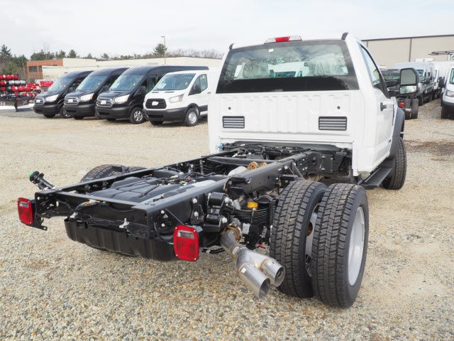 2019 F-550 Regular Cab DRW 4x4,  Cab Chassis #19541 - photo 2