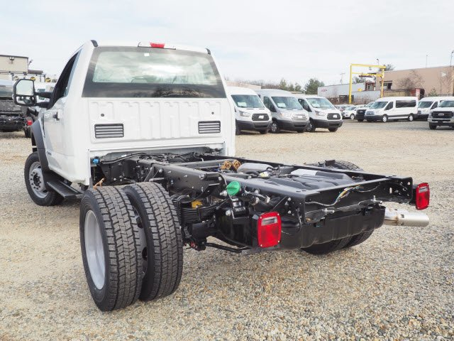 2019 F-550 Regular Cab DRW 4x4,  Cab Chassis #19541 - photo 7