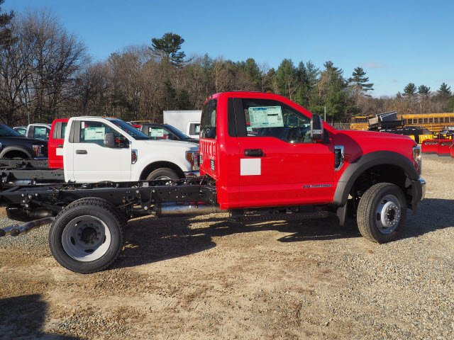 2019 F-550 Regular Cab DRW 4x4,  Cab Chassis #19562 - photo 2