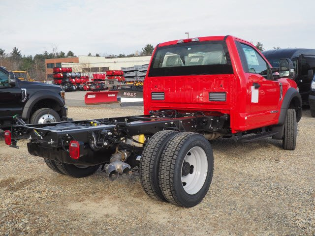 2019 F-450 Regular Cab DRW 4x4,  Cab Chassis #19610 - photo 2
