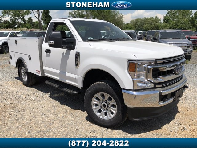 2020 Ford F-350 Regular Cab 4x4, TruckCraft Service Body #201087 - photo 1