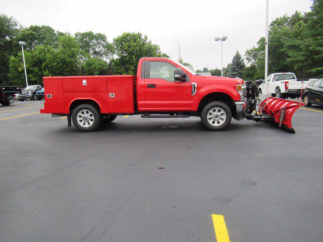 2020 Ford F-350 Regular Cab 4x4, BOSS Pickup #201175 - photo 1