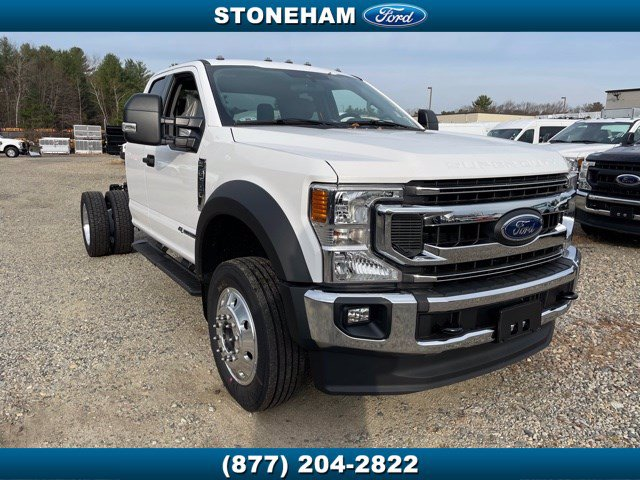 2020 Ford F-550 Super Cab DRW 4x4, Cab Chassis #202319 - photo 1