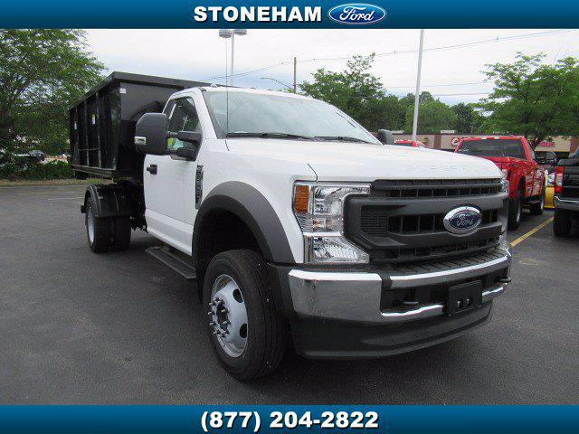 2020 Ford F-550 Regular Cab DRW 4x4, Cab Chassis #202476 - photo 1