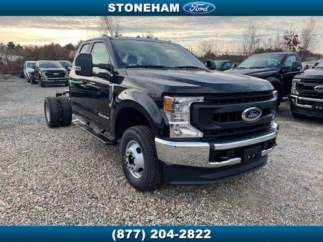 2020 Ford F-350 Super Cab DRW 4x4, Cab Chassis #202574 - photo 1