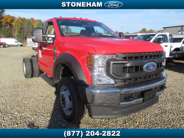 2020 Ford F-550 Regular Cab DRW 4x4, Cab Chassis #202612 - photo 1